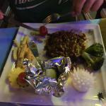 Blue Night Restaurant Foto