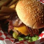 Smokey BBQ Burger