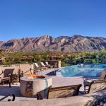 Catalina Pool Daytime