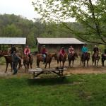 Happy Trails Horseback Riding