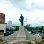 General Joseph E. Johnston Sculpture
