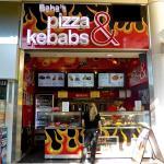 Baha's pizza & kebabs