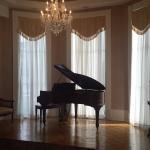 The ballroom. Majestic!