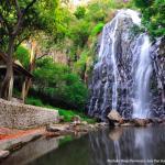 Efrata Waterfall, Samosir