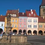 Picturesque town Jicin