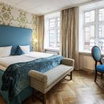 Wonderful rooms at First Hotel Mayfair