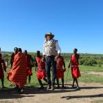 Dancing with the Masai's
