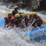 Whitewater rafting - Medium