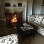 The very cheery lounge