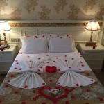 Una hermosa habitación, llena de detalles, y con una amabilidad extrema!!