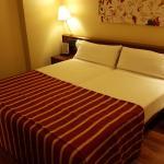 Habitación doble con dos camas individuales juntas