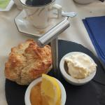 Lovely lemon cream tea