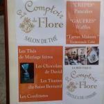 Le Chalet de Flore Foto