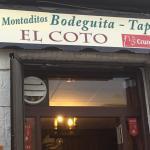 Foto de Bodeguita El Coto