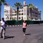 King Farouk Palace from the street