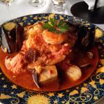 "Pacific Rim Seafood Oasta ""linguine"""