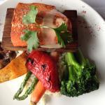 Cedar Plank Wild BC Salmon