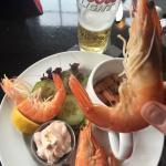 Pint of prawns!