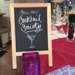 The cocktail society