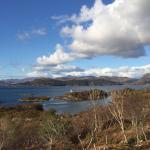 View from the viewing platform in PLockton