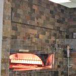 really cool pizza oven that they have