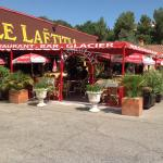 Restaurant Le Laetitia