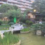 Monte-Carlo Casino, Monaco Circuit, Japanese Garden