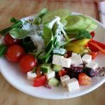 CHIN-THAI, griechischer Hirtensalat und anderes