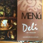Deli Cafe Restaurant