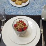 Foto de Santosha on the Ridge Bed and Breakfast Sanctuary