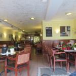 Markt Cafe Foto