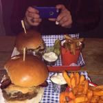 main meals - burgers