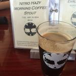Nitro Hazy Morning Coffee Stout