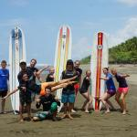 Photo of Sunset Surf Dominical - Day Lessons
