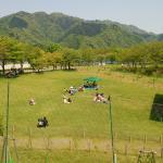 Miyagase Lake Shore