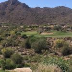 Great golf hole!
