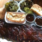 Its pretty good BBQ, just not great. Most meat items seem to have been overcooked, and are over