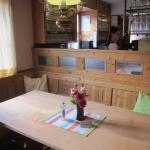 Comfortable dining at Gasthof Blumenthal