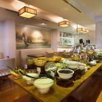 Open Buffet Breakfast
