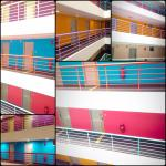 Colourful Corridor