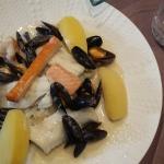 Choucroute aux poissons en plat du jour