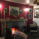 The Snug - full of Horse Racing Memorabilia
