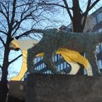 Kotka Sculpture Promenade Finland, Ilvekset