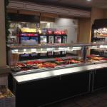 Wegmans Cafe - Oriental food bar