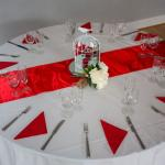 Function Room, Table Set Up