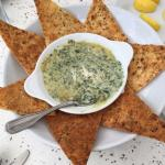 spinach & artichoke dip