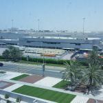 Premier Inn Abu Dhabi International Airport Hotel Foto