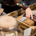 Hos oss finns bröd för alla smaker, även glutenfritt för dig som önskar