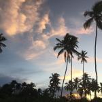 Matemwe sunset