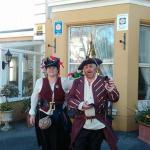 Pirates weekend